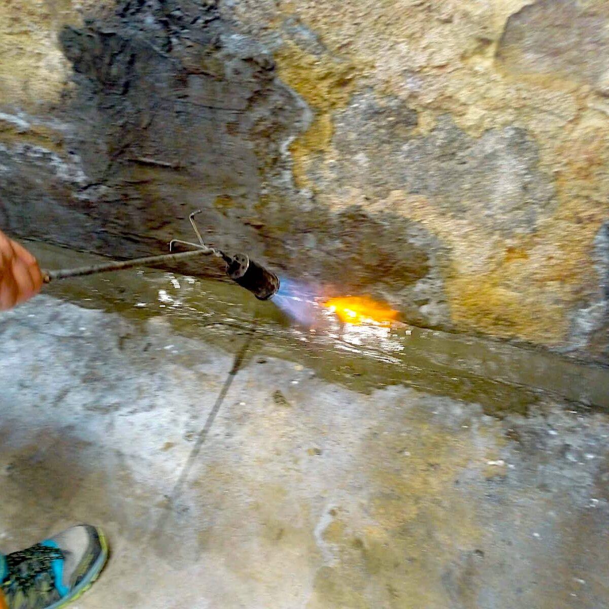 komsol innerseal drueckendes wasser versiegeln gasbrenner plug