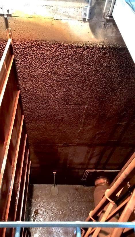 komsol Innerseal Trinkwasser Becken Sanierung Versiegelung Reparatur Reinigung