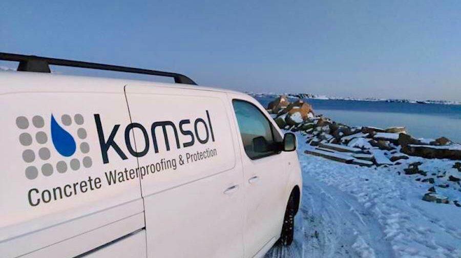 komsol fahrzeug einsatzfahrzeug werkstattwagen servicewagen Controll Innerseal Kontakt
