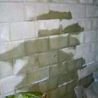 komsol innerseal problem beton beginn abplatzen beschichtung wand saeule