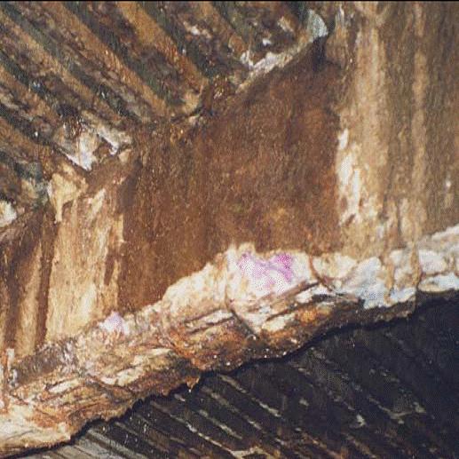 komsol innerseal problem beton beginn abplatzen beschichtung