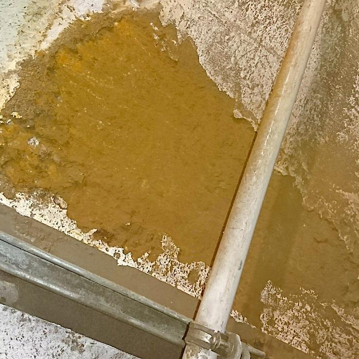 Komsol innerseal keller bohrung fundamente versiegeln abdichten Hydrophobieren Feuchtigkeitssanierung frostsicher altbau Hallenwand