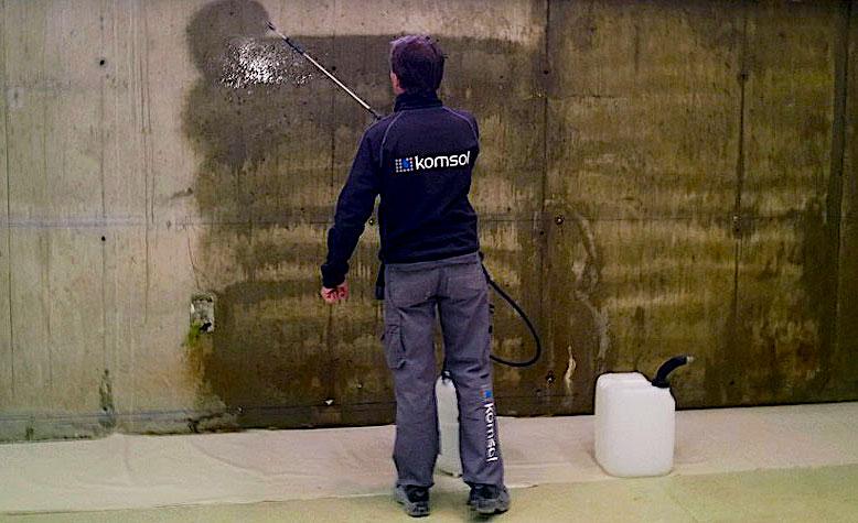 Keller-Fundamente-Beton-Betonhohlsteine-abdichten-Hydrophobieren-Feuchtigkeitssanierung-frostsicher