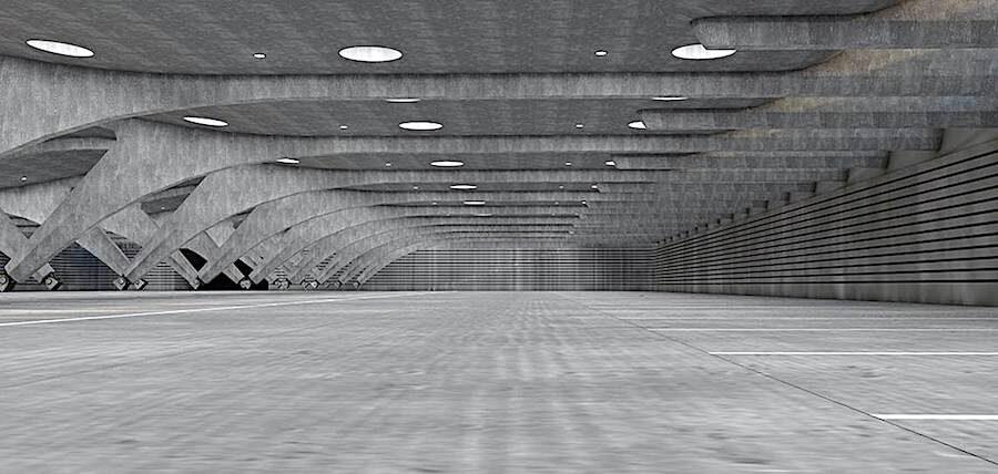 komsol Greenline Floor innerseal risse beton parkhaus Bodensysteme oberflaechenschutz versiegeln betonboden