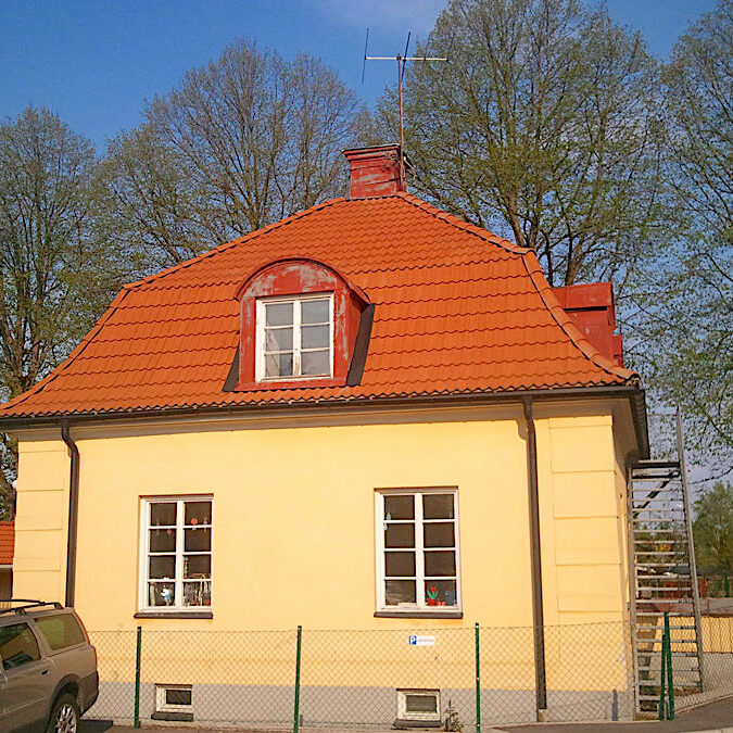 komsol innerseal topseal Dach Ziegel Haus schutz versiegeln vorher nachher krahn