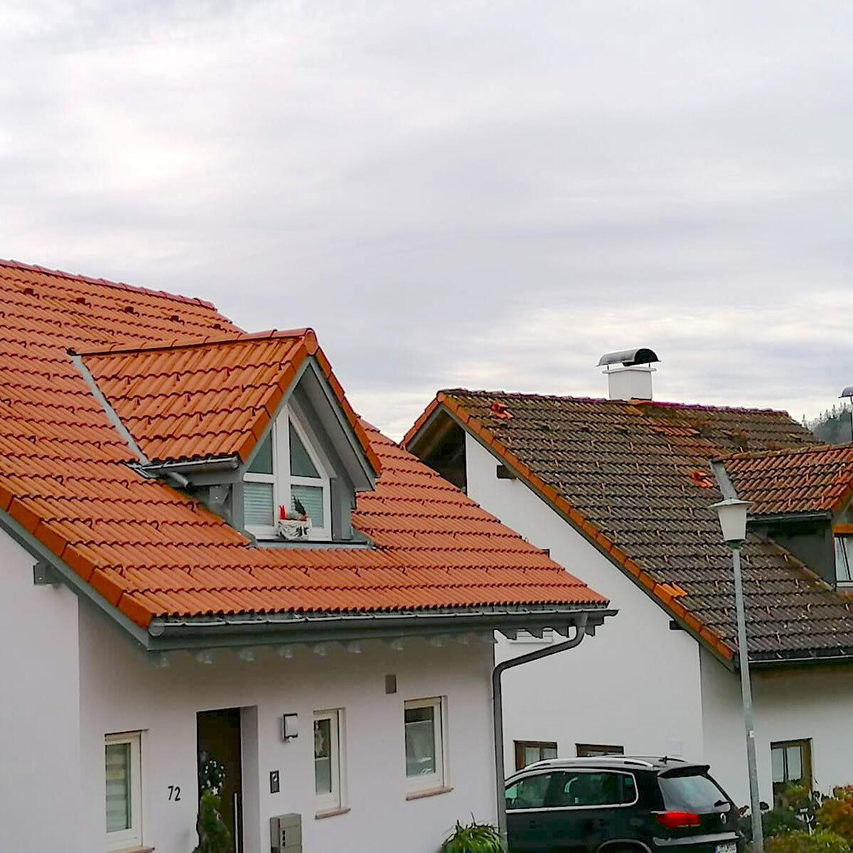 komsol innerseal topseal Dach Ziegel Haus schutz versiegeln