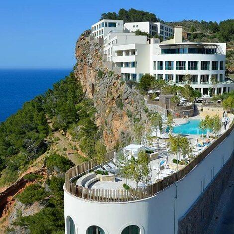 komsol innerseal Referenzen Hotel Mallorca Spanien wasser beton versiegeln