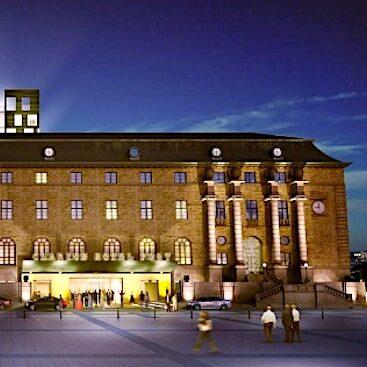 komsol innerseal schweden hotel gothenburg clarion post beton versiegeln