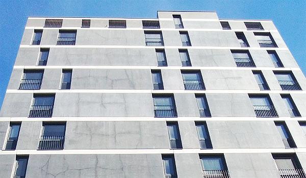 komsol innerseal krankenhaus versiegeln fassade referenzen