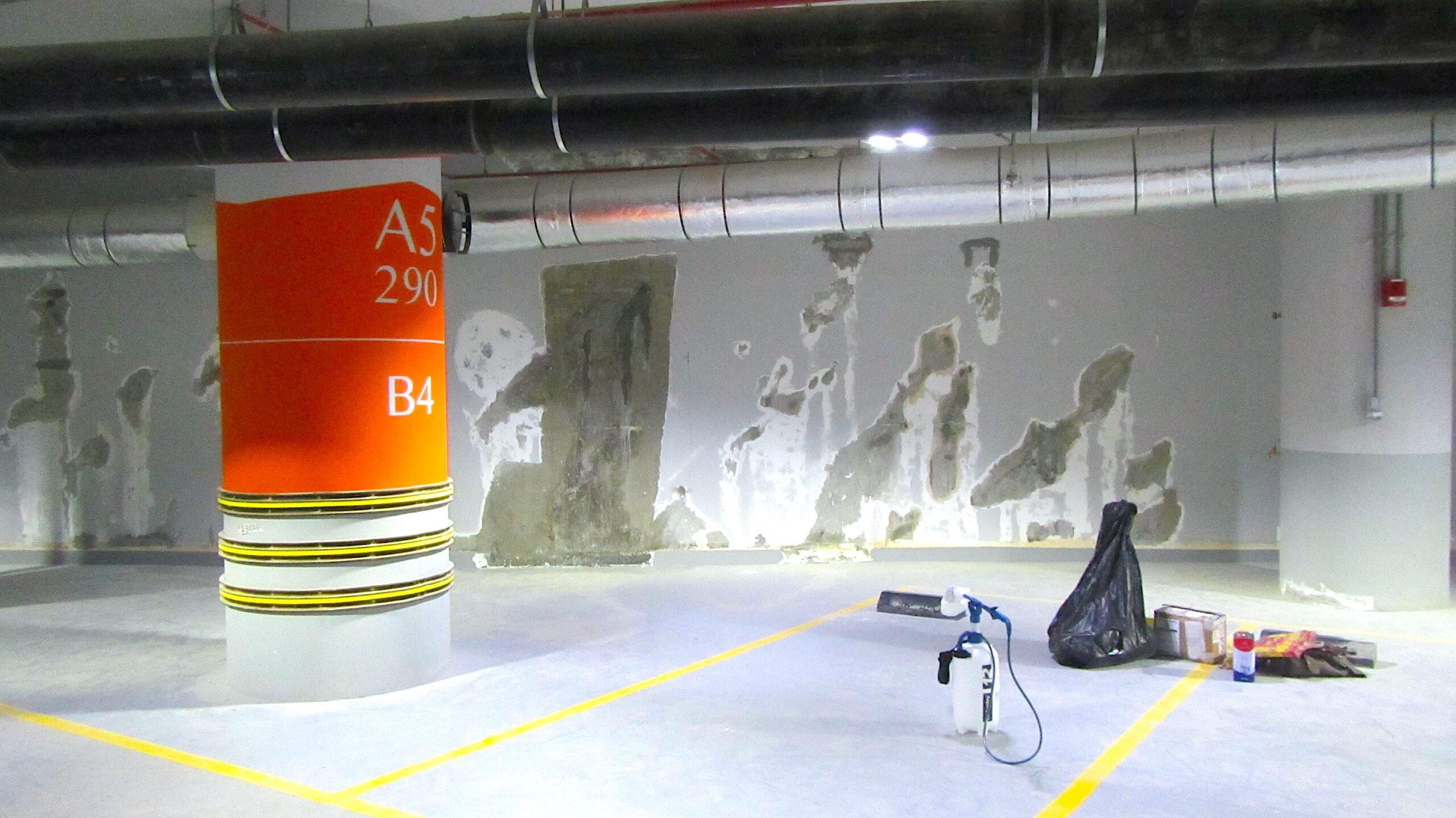 komsol professionelle Reparatur Loesungen Grossbauprojekte Grossprojekte Innerseal Versiegelung
