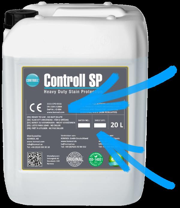 CONTROLL SP Produkt Kanister original