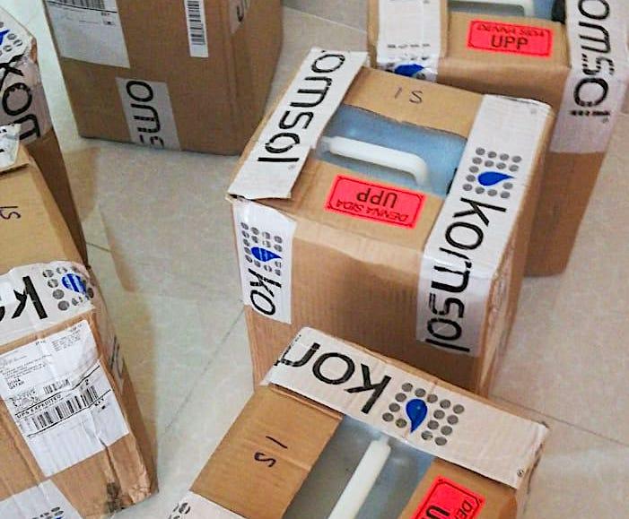 komsol produkte kanister versand lieferung eu europaeische union bestellung bestellen