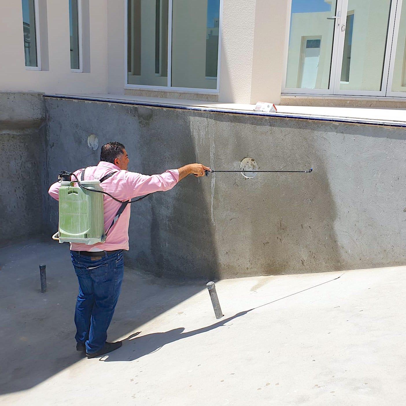 komsol schwimmbad schwimmbaeder topseal innerseal abdichten leck beton